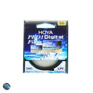 Filtre UV HOYA spécial numérique 55mm