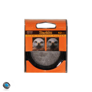 Filtre UV Starblitz diamètre 62mm