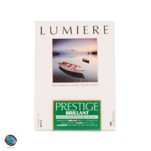 Papier couleur 13x18 LUMIERE Prestige Brillant