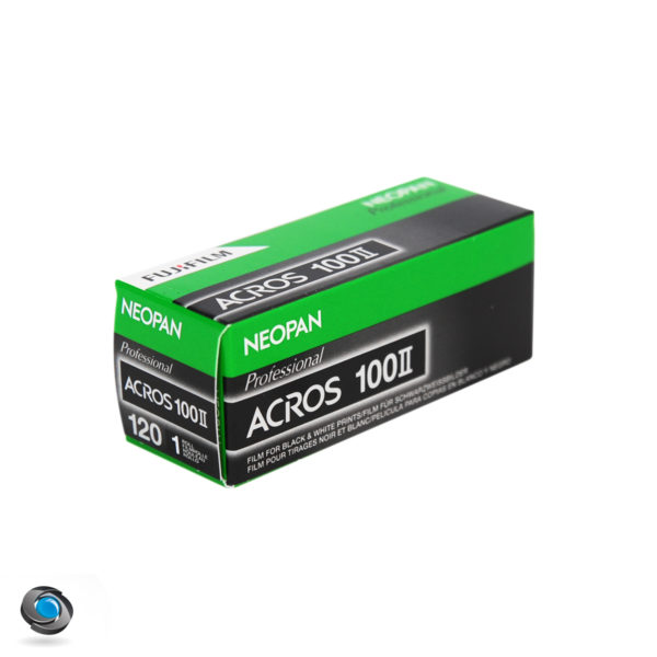 Pellicule Noir et blanc Fujifilm NEOPAN ACROS 100II format 120