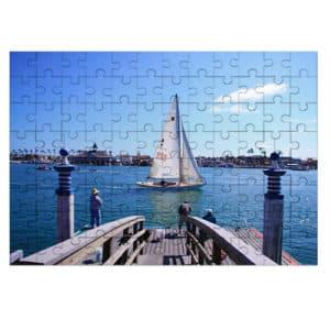 puzzle bois personnalisé