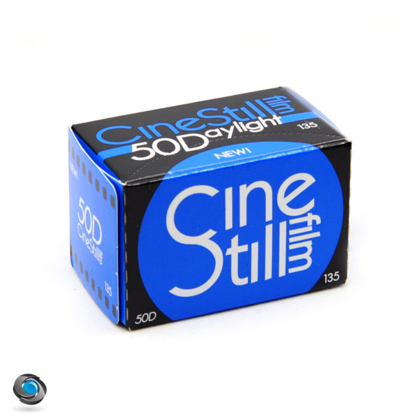 Pellicule couleur Cinestill 50D 36 poses
